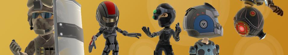 Xbox 360 Avatar Items